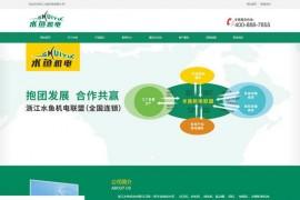 浙江水鱼机电有限公司:www.zjsyjd.com