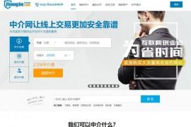 中介网-域名中介_网站中介_第三方中介交易平台:www.zhongjie.com