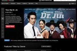 DramAfever:在线全球电视节目视频网:www.dramafever.com