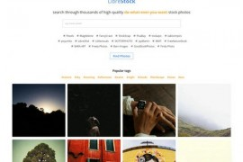 LibreStock:免费优质素材搜索引擎:librestock.com