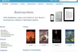 FeedBooks:在线电子书分享平台:www.feedbooks.com