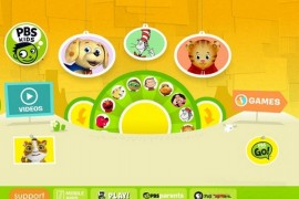 Pbskids:儿童电视剧视频播放平台:pbskids.org
