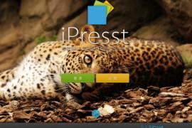 iPresst:在线PPT幻灯片制作发布平台:www.ipresst.com
