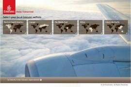 Emirates:阿联酋航空官网:www.emirates.com