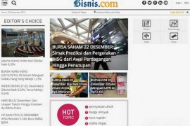 Bisnis:印度尼西亚商业报:www.bisnis.com