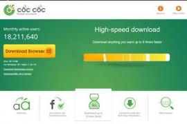 COCCOC:越南搜索引擎浏览器:coccoc.com