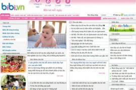 BIBI 越南母婴媒体网:bibi.vn