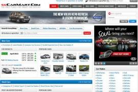 SgCarMart:新加坡汽车交易网:www.sgcarmart.com