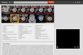 Tweep.it:在线MP3音乐搜索引擎