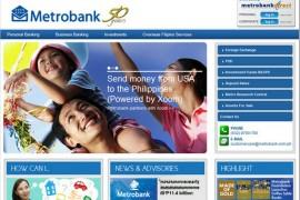 Metrobank:菲律宾首都银行官网:www.metrobank.com.cn