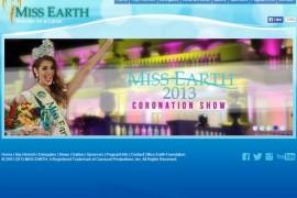 MisseArth:地球小姐国际选美官网:www.missearthfoundation.org