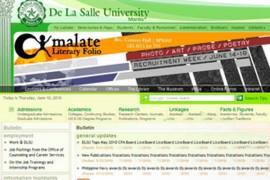 DLSU:菲律宾德拉萨大学:www.dlsu.edu.ph