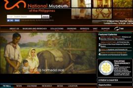菲律宾国家博物馆官网:www.nationalmuseum.gov.ph