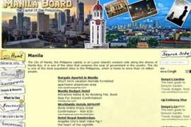 ManilaBoard:马尼拉旅游观光网:www.manilaboard.com