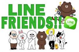 韩国Linefriends卡通品牌官网:linefriends.com