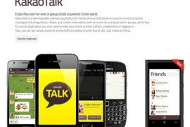 KaKao Talk:韩国免费聊天软件应用:www.kakao.com