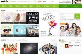 韩国MelOn音乐平台:www.melon.com