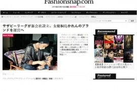 Fashionsnap:日本时尚街拍资讯网:www.fashionsnap.com