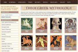 Theoi:希腊神话人物大全:www.theoi.com