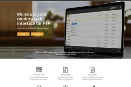 MonstaFTP:免费开发WEB FTP管理工具:www.monstaftp.com