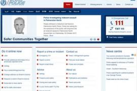 新西兰警察局中文网:www.police.govt.nz
