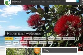 新西兰环境保护局:www.doc.govt.nz