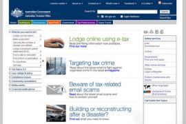 ATO:澳大利亚税务局:www.ato.gov.au