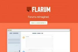 Flarum:免费开源轻论坛建站程序:flarum.com