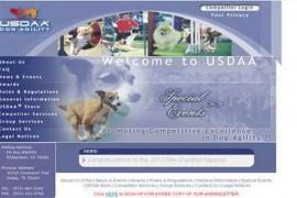 usdaa|美国狗敏捷协会: usdaa.com