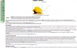 Applesnail:苹果螺宠物饲养指南:applesnail.net