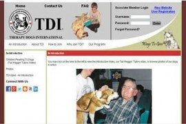 国际治疗犬协会: tdi-dog.org