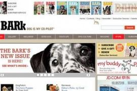 BARK 犬吠:thebark.com