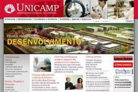 Unicamp:巴西金边大学:www.unicamp.br
