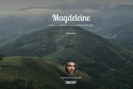 Magdeleine:免费高清灵感系图片网:magdeleine.co