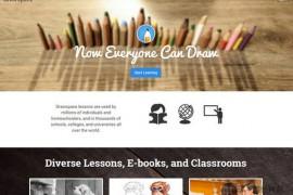 DrawSpace:免费绘画教学平台:www.drawspace.com