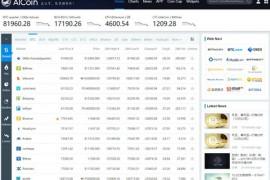 Aicoin 全球数字资产行情查询网:www.aicoin.net.cn