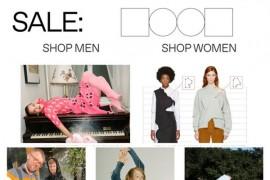 Ssense:加拿大奢侈品零售折扣店:www.ssense.com