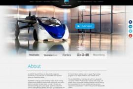 Aeromobil:可以飞的汽车品牌官网:www.aeromobil.com
