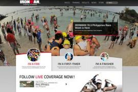 IronMan:世界铁人三项锦标赛官网:www.ironman.com