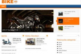 Bike Walls:摩托车壁纸分享网