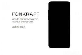 FonkRaft:模块化智能手机官网