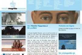 MagritteMuseum:马格里特美术馆:www.musee-magritte-museum.be