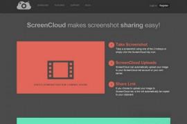 ScreenCloud:跨平台屏幕截图分享工具:screencloud.net