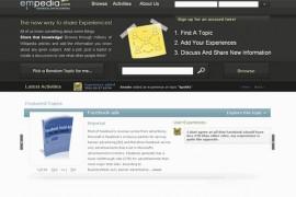 Empedia:个人百科全书服务平台:www.empedia.com
