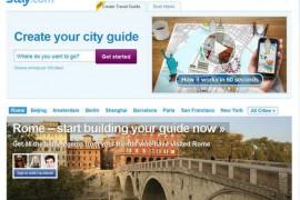 Stay:城市旅游地图指南移动应用:Stay.com