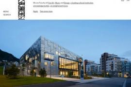 挪威卑尔根艺术设计学院音乐设计院:kmd.uib.no