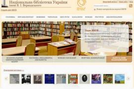 Nbuv:乌克兰国家图书馆:www.nbuv.gov.ua