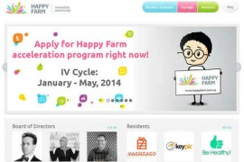 HappyFarm:乌克兰科技创新孵化平台:happyfarm.com.ua