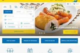 UIA|乌克兰国际航空公司:www.flyuia.com