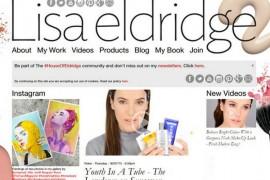 LisaEldridge:丽莎埃尔德里奇化妆网:www.lisaeldridge.com
